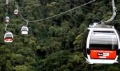 El Teleférico de Caracas