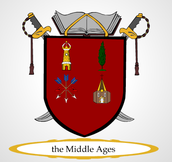 the Middle ages shield/emblem