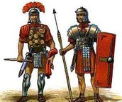 Roman Golden Age in  Government, Law and Military