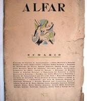 Revista Alfar