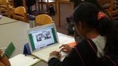 6th graders developing digital citizen superheroes!