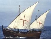 Balboa's ship