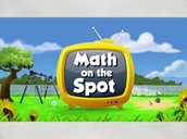 Math On the Spot Videos-Cute videos that model problems within each lesson.