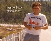 Terry Fox Never Stop