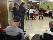 Demon Strings at Advocate Adult Day Care