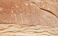 Anasazi Rock Carvings