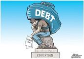 Lots of debt