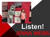 Jenna Weiss