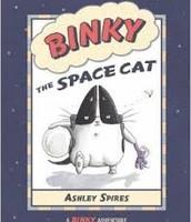 Binky the Space Cat Series