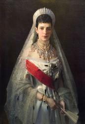 Marie-Feodorovna (1847 - 1928)