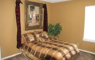 Spacious Bedrooms,