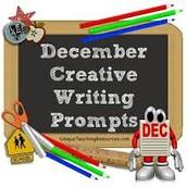 December Writing: Beyond Dear Santa