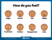 How do you feel poster