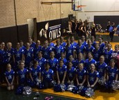 Loflin Middle School Royal Belles