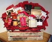 Sweet Canada Gift Basket