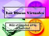 Tipos de disco virtual