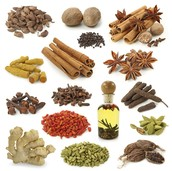 Spices are used in our favorite food