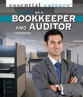 Careers as a Bookkeeper and Auditor by Susan Meyer (Essential Careers series)