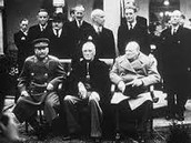 Origins:  The Treaty of Brest Litovsk, the 1st Red Scare and Yalta