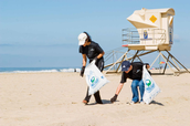 Coastal Cleanups