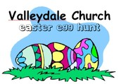 Valleydale Easter Egg Hunt - April 4th, 10am - Noon
