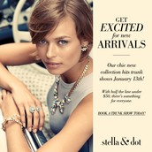 Stella & Dot Spring 2015 Collection!