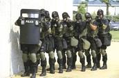 POLICE SWAD TEAM