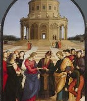 The Marriage Of The Virgin Mary