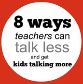 How to get the students talking!