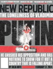 The Loneliness of Vladimir Putin #1 (longform)