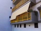 Tenda da balcone