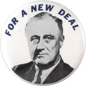 Franklin D. Roosevelt's New Deal Plan