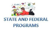 State and Federal Programs