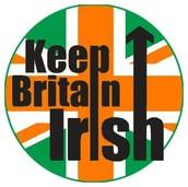 Irish Beer, Food & Music!