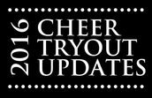 CHHS Cheer Tryouts