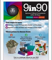Sponsor to Grow Your Business & Earn Prizes