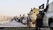 Isis parad