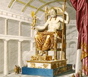 all about the statue of Zeus