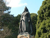 Queen Victoria of Britain Statue, very valued to Australians