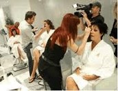 Makeup Artists, theatrical and Performance