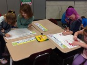 Making Posters for Veteran's Day