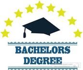 1. Earn a Bachelor's Degree