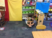 Reading to Self during Reader's Workshop