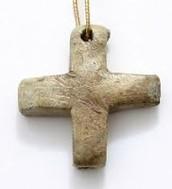 Asta's son's cross.