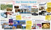 Nerium University, Potluck and Dream Board Fun