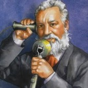 Alexander Graham Bell and The first telephone