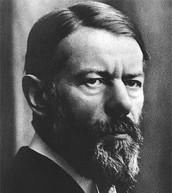 modelo de Marx Weber
