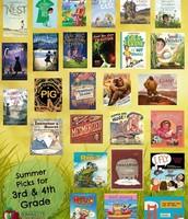 3-4 Summer Reading List
