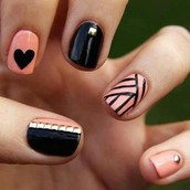 Get your nails done by Maries Beauty Salon!