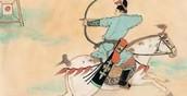 Ancient China Artful Archery